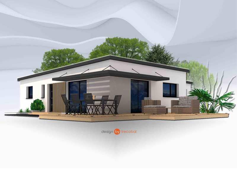 Maison+Terrain de 4 pièces avec 3 chambres à Plouhinec 29780 – 200082 € - JPP-17-07-17-177