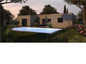 Maison+Terrain de 6 pièces avec 4 chambres à Bonnetan 33370 – 295000 €
