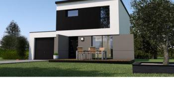 Maison+Terrain de 5 pièces avec 3 chambres à Guipavas 29490 – 210124 € - GLB-20-05-19-11