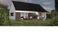 Maison+Terrain de 4 pièces avec 3 chambres à Plouhinec 29780 – 198233 €