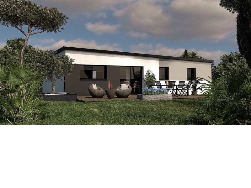 Célèbre A vendre Maison+Terrain 4 pièces 1020 m² à Dinéault (29150) | Trecobat GO69
