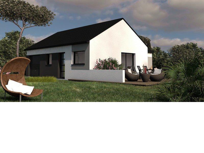 Maison+Terrain de 4 pièces avec 3 chambres à Andelu 78770 – 263695 € - JPP-19-01-15-57