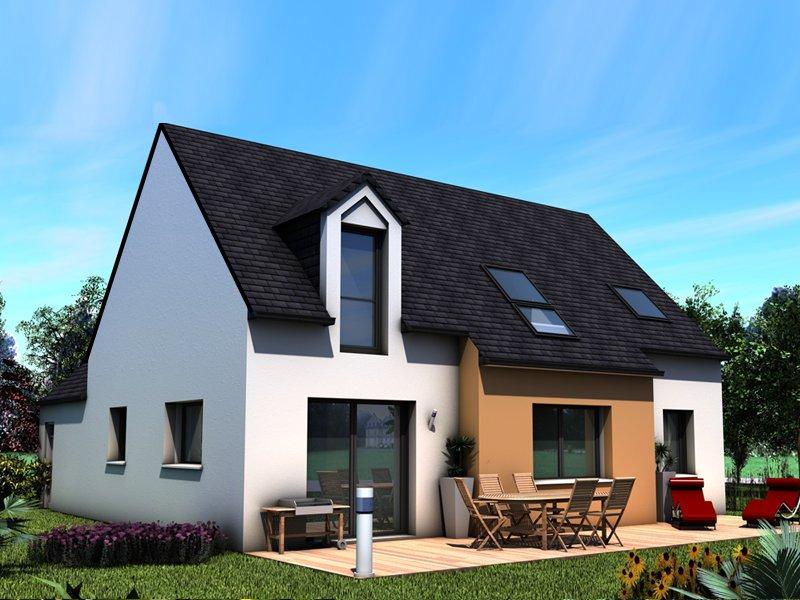 Maison+Terrain de 6 pièces avec 4 chambres à Essarts le Roi 78690 – 338135 € - JPP-18-07-03-43