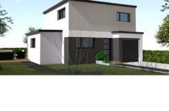 Maison+Terrain de 6 pièces avec 4 chambres à Peumérit 29710 – 167890 € - ISE-19-09-03-13