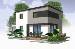 Maison+Terrain de 6 pièces avec 4 chambres à Pont l'Abbé 29120 – 182440 €