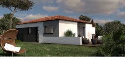 Maison+Terrain de 6 pièces avec 4 chambres à Machecoul 44270 – 173000 €