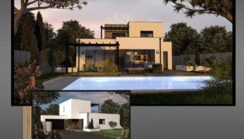 Maison+Terrain de 4 pièces avec 3 chambres à Taden 22100 – 212327 € - NGL-19-05-16-61