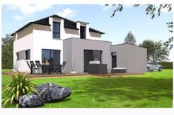 Maison+Terrain de 5 pièces avec 4 chambres à Minihic sur Rance 35870 – 325300 €