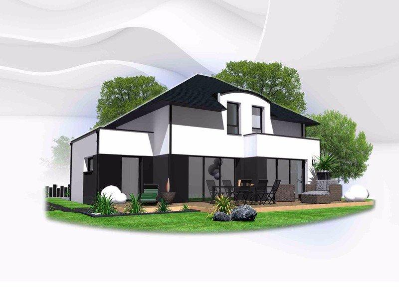 Maison+Terrain de 5 pièces avec 4 chambres à Languenan 22130 – 229079 € - NGL-18-08-09-35