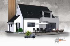 Maison+Terrain de 6 pièces avec 4 chambres à Lanvallay 22100 – 178343 € - PJ-19-12-29-4