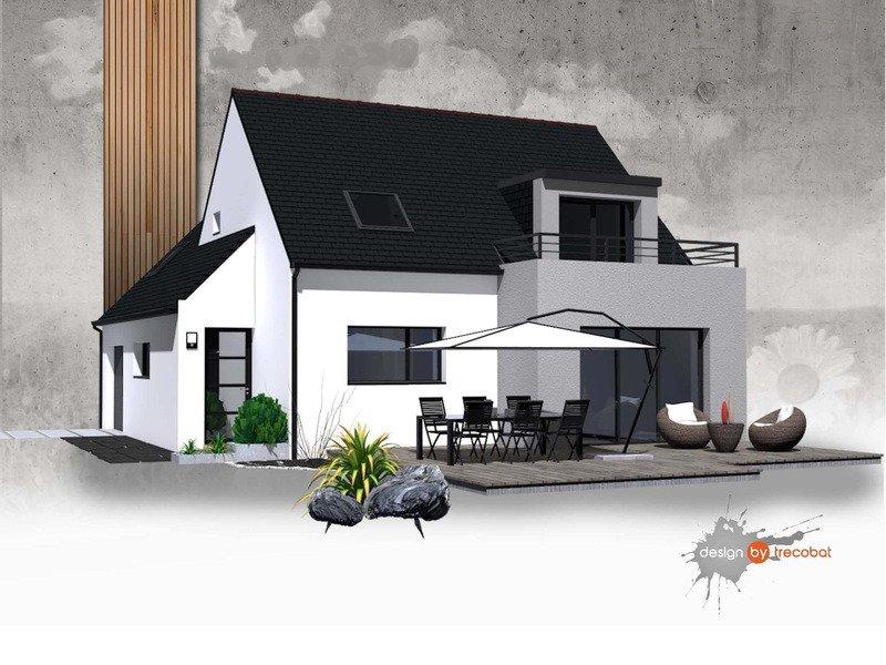 Maison+Terrain de 6 pièces avec 4 chambres à Lanvallay 22100 – 178343 € - PJ-19-12-03-2