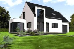 Maison+Terrain de 6 pièces avec 4 chambres à Dinan  – 205676 € - PJ-20-03-05-3