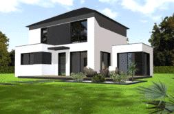 Maison+Terrain de 6 pièces avec 4 chambres à Plélan-le-Petit 22980 – 198514 € - PJ-20-08-05-3