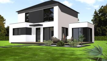 Maison+Terrain de 6 pièces avec 4 chambres à Lanvallay 22100 – 210628 € - PJ-20-03-02-12