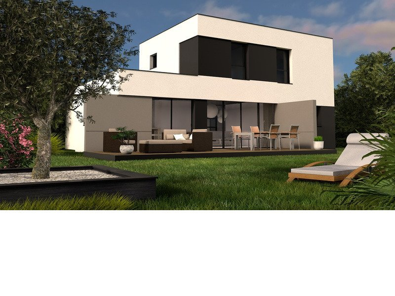 Maison+Terrain de 6 pièces avec 4 chambres à Baule Escoublac 44500 – 378000 €