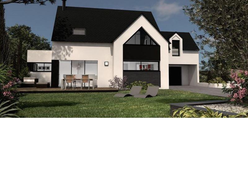 a vendre maison terrain 7 pi ces 600 m larmor plage 56260 trecobat. Black Bedroom Furniture Sets. Home Design Ideas