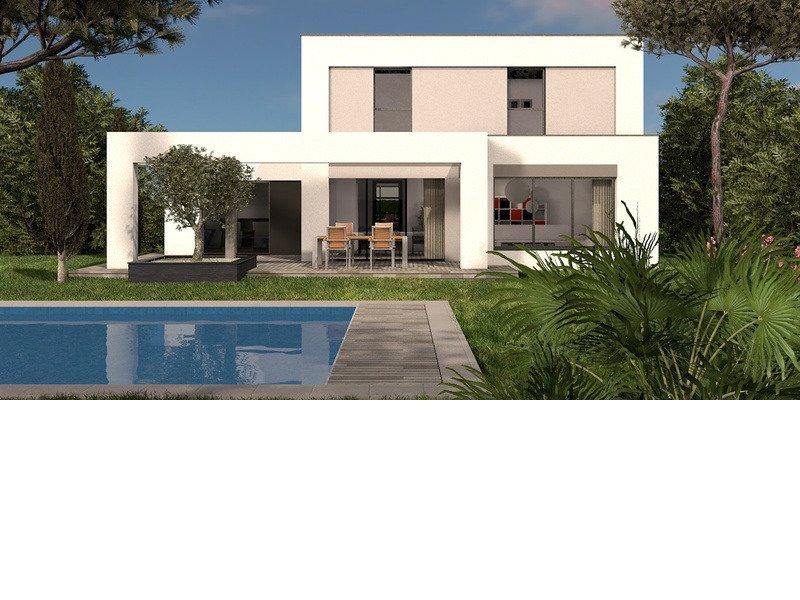 Maison+Terrain de 5 pièces avec 4 chambres à Pleuven 29170 – 226400 € - CGO-18-08-03-8