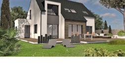 Maison+Terrain de 5 pièces avec 4 chambres à Fouesnant 29170 – 213383 € - CGO-19-06-06-25