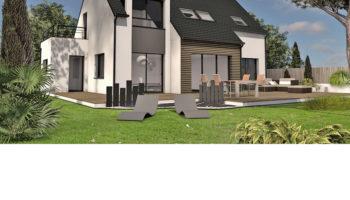 Maison+Terrain de 5 pièces avec 4 chambres à Pleuven 29170 – 217500 € - CGO-18-08-03-10