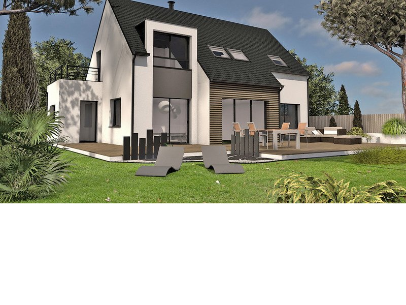 Maison+Terrain de 5 pièces avec 4 chambres à Trégunc 29910 – 229977 € - CGO-19-06-06-120