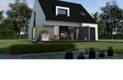 Maison+Terrain de 5 pièces avec 4 chambres à Saint Yvy 29140 – 175491 € - CGO-19-06-06-216