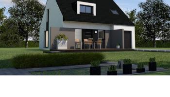 Maison+Terrain de 5 pièces avec 4 chambres à Gouesnach 29950 – 183425 € - CGO-19-04-12-71