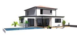 Maison+Terrain de 4 pièces avec 3 chambres à Fauga 31410 – 277000 € - RCAM-19-01-10-17
