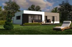 Maison+Terrain de 5 pièces avec 3 chambres à Plonéour Lanvern 29720 – 156809 € - ISE-18-12-24-50