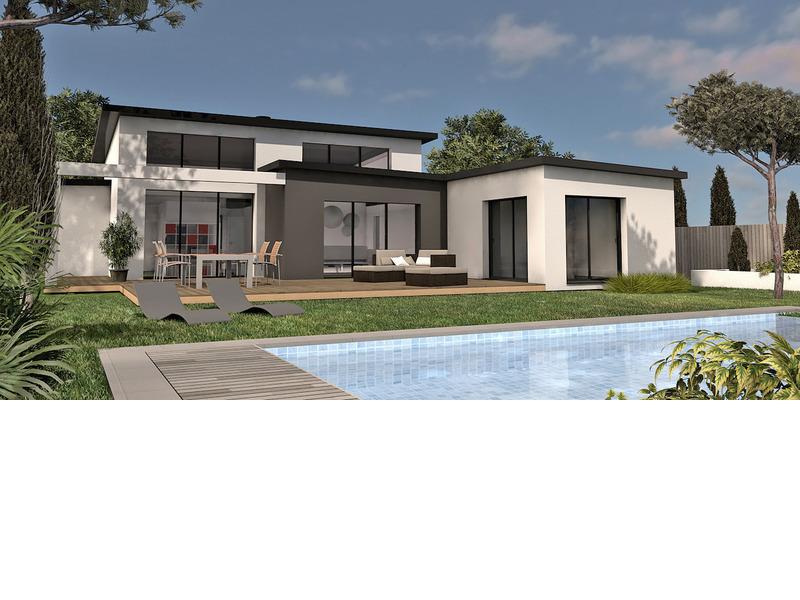 Maison de 143m2 avec 5 pièces dont 3 chambres - M-MR-170804-5070