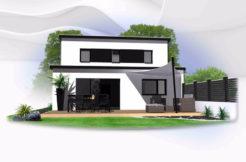 Maison+Terrain de 6 pièces avec 4 chambres à Locmaria Plouzané 29280 – 231381 € - GLB-19-05-21-22