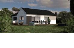 Maison+Terrain de 6 pièces avec 4 chambres à Saint Lyphard 44410 – 188900 €