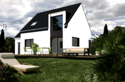 Maison+Terrain de 5 pièces avec 4 chambres à Saint-Yvi 29140 – 183203 € - EDE-19-04-23-20