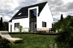 Maison+Terrain de 5 pièces avec 4 chambres à Trégunc 29910 – 230826 € - EDE-19-06-17-12