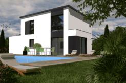 Maison+Terrain de 5 pièces avec 4 chambres à Fouesnant 29170 – 252600 € - EDE-18-07-16-48