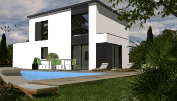Maison+Terrain de 5 pièces avec 4 chambres à Fouesnant 29170 – 263393 € - EDE-19-04-29-49