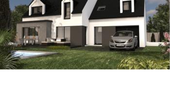 Maison+Terrain de 6 pièces avec 5 chambres à Pluneret 56400 – 388616 € - RJ-20-01-13-6