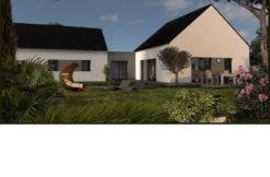 Maison+Terrain de 6 pièces avec 4 chambres à Herbignac 44410 – 240500 €