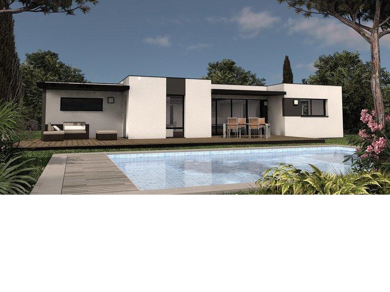 Maison de 130m2 avec 6 pièces dont 3 chambres - M-MR-170804-5066