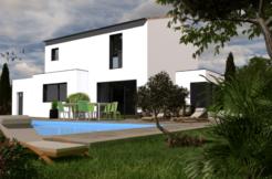Maison+Terrain de 5 pièces avec 4 chambres à Plaisance du Touch 31830 – 263000 € - RCAM-18-07-18-11