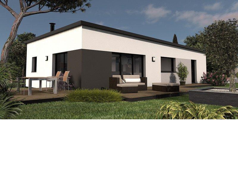 Maison+Terrain de 5 pièces avec 4 chambres à Trégunc 29910 – 260182 € - CGO-19-04-12-93