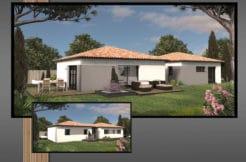 Maison+Terrain de 6 pièces avec 3 chambres à Saint Médard en Jalles 33160 – 476000 € - EMON-18-07-27-21