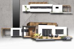 Maison+Terrain de 5 pièces avec 3 chambres à Aucaleuc 22100 – 258000 €