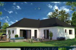 Maison+Terrain de 5 pièces avec 3 chambres à Jugon les Lacs 22270 – 211739 € - PJ-20-01-20-1