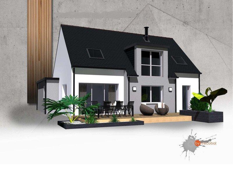 Maison+Terrain de 6 pièces avec 4 chambres à Pléneuf Val André 22370 – 249000 € - PJ-18-05-17-5