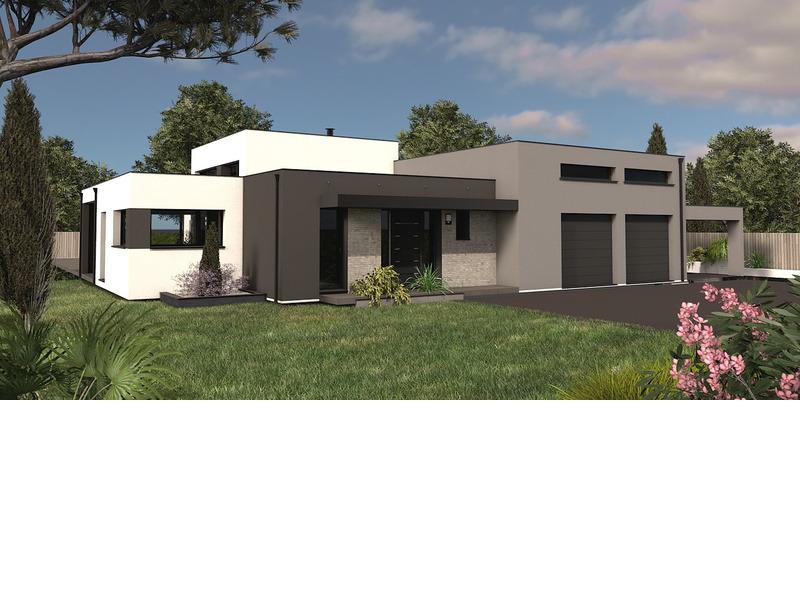 A vendre maison terrain 8 pi ces 240 m sur terrain de for Terrain blanquefort