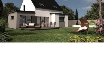Maison+Terrain de 6 pièces avec 4 chambres à Saint Thélo 22460 – 166823 € - CHO-19-12-30-29