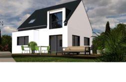 Maison+Terrain de 5 pièces avec 4 chambres à Ploemeur 56270 – 360000 € - SLG-19-06-26-4