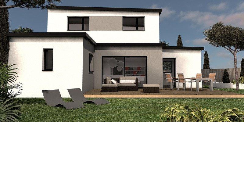 Maison+Terrain de 6 pièces avec 4 chambres à Saint Lyphard 44410 – 210000 € - EGI-18-01-04-6