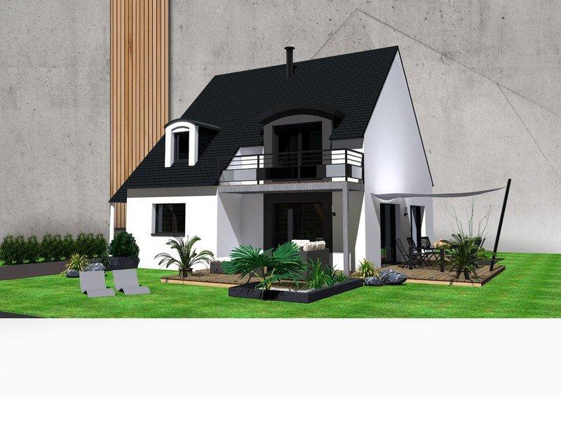 Maison+Terrain de 5 pièces avec 4 chambres à Minihic sur Rance 35870 – 352000 € - NGL-18-01-15-4