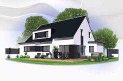 Maison+Terrain de 6 pièces avec 5 chambres à Landerneau 29800 – 293482 € - GLB-19-10-06-7